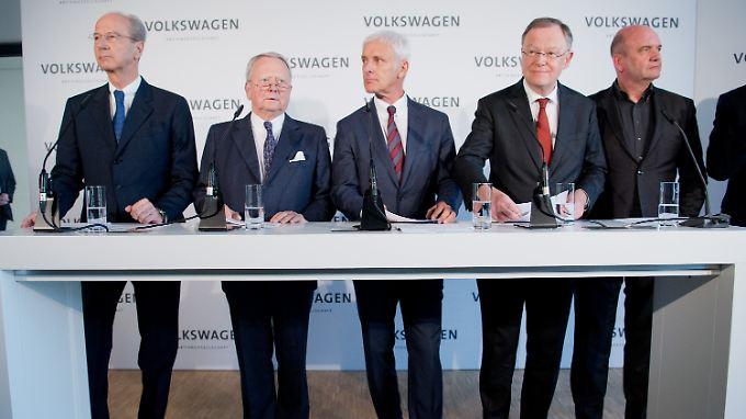 VW: Keine Abgas-Manipulationen in Europa: Autohersteller verweigert Schadensersatz für EU-Bürger
