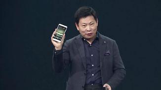 Chinesen wollen Note 7 beerben: Huawei präsentiert neues XXL-Smartphone Mate 9