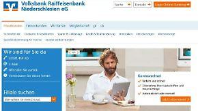 Strafzinsen für Tagesgeldkonten: Volksbank bittet Kleinsparer zur Kasse