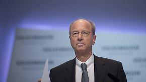 Staatsanwaltschaft ermittelt: Pötsch soll Aktionäre zu spät über VW-Skandal informiert haben
