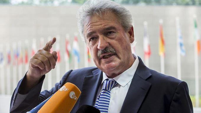 """""""Wenn Frankreich mit der Anerkennung Palästinas voran gehen würde, würden weitere Staaten folgen, auch Luxemburg"""", betont Jean Asselborn."""