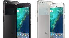 Wie gut sind Pixel und Pixel XL?: Warentest beurteilt Google-Smartphones