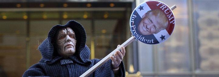 Gesucht: Führer der freien Welt: It's election day!