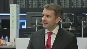 n-tv Zertifikate: Trump erschreckt die Börse