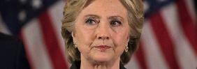 Stimmennachzählung in Wisconsin: Clinton unterstützt Steins Antrag