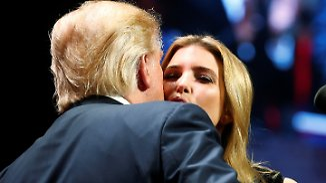 "Papas Wunderwaffe: Ivanka Trump gilt als wahre ""First Lady"""