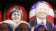 Erstes Telefonat seit Amtsantritt: Worüber Merkel und Trump streiten werden