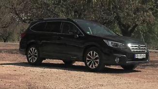 Dauertest von Finnland bis Spanien: Subaru Outback punktet mit Allrad-Antrieb und Sicherheitstechnik