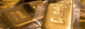 Schmuck, Barren und Münzen: Deutsche horten Gold auf Rekordniveau