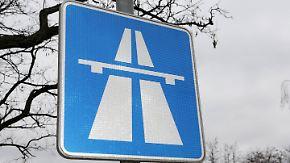 Heftige Kritik der Grünen: Regierung will Autobahnen teilweise privatisieren