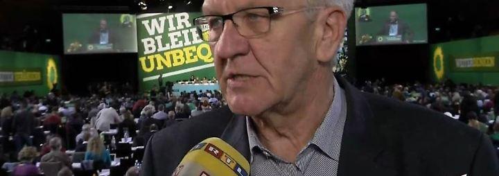 """Winfried Kretschmann im Interview: Vermögenssteuer ist """"sehr schwierig hinzubekommen"""""""