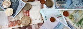 Fast fünfzehn Jahre nach dem Euro: Deutsche horten D-Mark im Milliardenwert