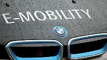 """""""Wir sind in der zweiten Phase"""": BMW will 100.000 E-Autos in 2017 verkaufen"""