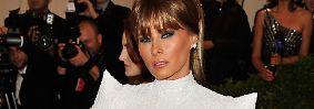 Melania Trump als Fashion-Vorbild: White Trash? Von wegen!