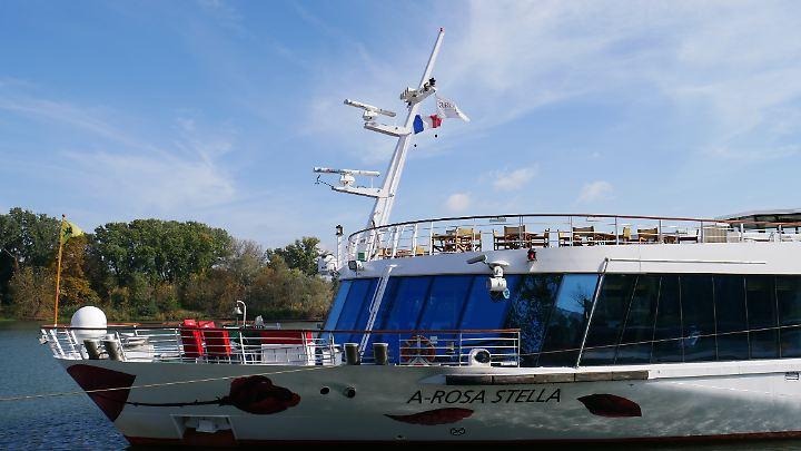 Elf Schiffe von A-Rosa sind in Europa unterwegs.