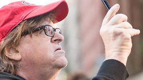 Promi-News des Tages: Michael Moore: Dieser Hollywoodstar wäre ein guter Präsident