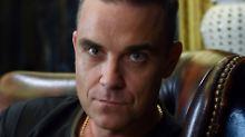 Jimmy Page lauert ihm auf: Robbie Williams lacht über Nachbarn