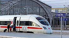 Bahncard vergessen und Züge voll: Das sollten Bahnfahrer wissen