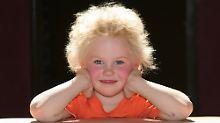 Bei Kindern mit unbändigen Haaren: Struwwelpeter-Gene entdeckt