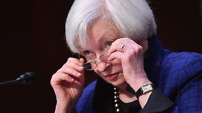 Erstes Statement nach Trump-Sieg: Yellen steuert auf Zinswende zu