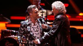 Bambi-Verleihung in Berlin: Robbie Williams verzückt die Promis