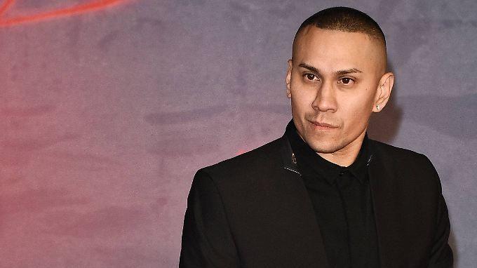 Hat den Krebs überwunden: Taboo von den Black Eyed Peas im Januar 2016.