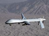 Militäreinsatz in Afghanistan: IS-Anführer stirbt bei US-Drohnenangriff