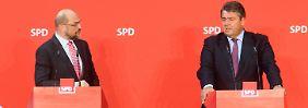 Stern-RTL-Wahltrend: Merkel hängt SPD-Kandidaten ab
