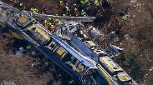 Zugunglück von Bad Aibling: Trägt die Bahn eine Mitverantwortung?