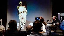 Regierung muss Farbe bekennen: NSA-Ausschuss darf Snowden befragen