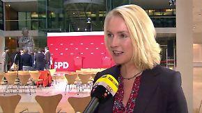 """Manuela Schwesig zur Kanzlerkandidatur: """"Merkel steht nicht mehr für die Zukunft"""""""