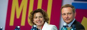 Interview mit Generalsekretärin Beer: Ist die FDP bereit, 2017 mitzuregieren?