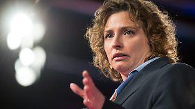 Nicola Beer ist Abgeordnete im hessischen Landtag und Generalsekretärin der Bundes-FDP.