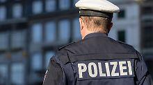 Dürfen die das?: Zehn Irrtümer über die Polizei