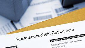 Retoure von Onlinekäufen: So schicken sie ein Paket ordnungsgemäß zurück