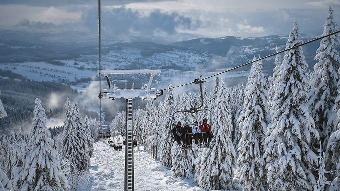 In Osteuropa ist der Winterurlaub verhältnismäßig preiswert.