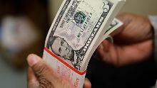 Trump pusht US-Währung: Wertet der Dollar wirklich weiter auf?