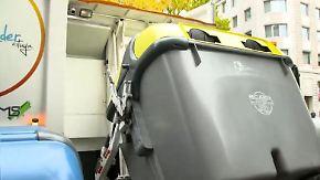 Alltag in einer vernetzten Stadt: Wenn die Mülltonne die Müllabfuhr anfordert