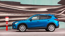 Das Kodo-Design des Mazda ist zeitlos und dürfte auch die kommenden Jahre überdauern.