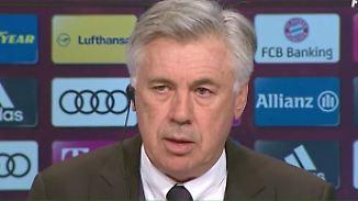 """Ancelotti übt Kritik, Schmidt ist zufrieden: """"Manchmal ist es wichtiger zu gewinnen, als gut zu spielen"""""""