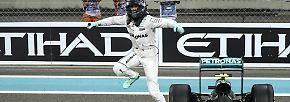 """Mission """"Kindheitstraum"""" erfüllt: Rosbergs Weltmeister-Karriere im Rückblick"""