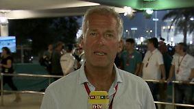 """Danner zum neuen Formel-1-Weltmeister: """"Das wichtigste was Rosberg gelernt hat, ist hart werden"""""""
