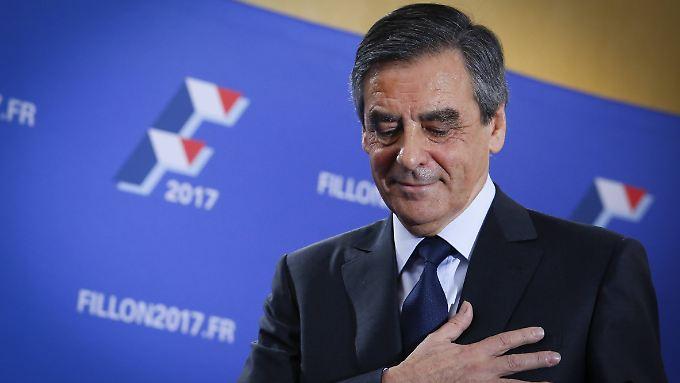Hardliner und Hoffnungsträger: Das ist François Fillon