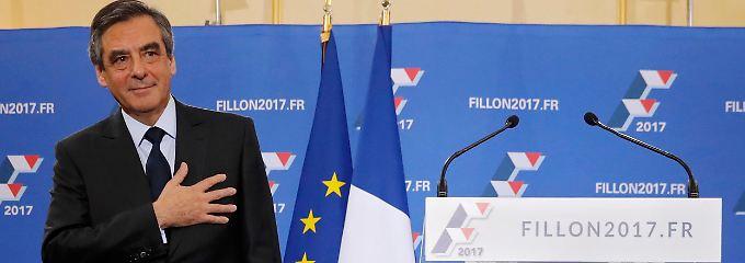 Person der Woche: François Fillon: Der französische Friedrich Merz