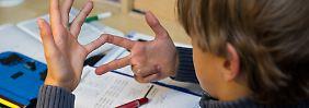 Mathe - Setzen, Sechs!: Deutsche Grundschüler werden abgehängt