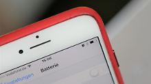 Geheimnisvolles Akku-Problem: iPhones gehen plötzlich aus