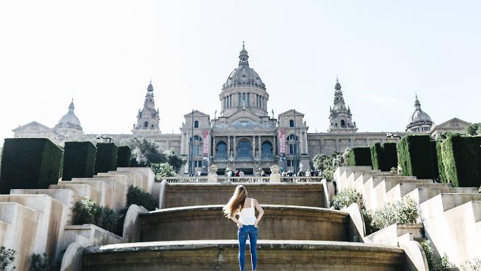 Barcelona ist laut einer aktuellen Studie die beliebteste Stadt für einen europäischen Kurztrip.