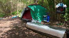 Obdachlose, die auf Schwäne starren: Wie Nahles EU-Ausländer abschrecken will