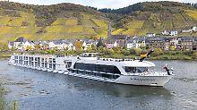 Schattenseite des Schiffbooms: Flusskreuzfahrtgäste bevölkern die Altstädte