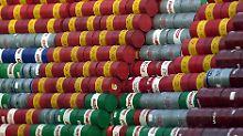 Wirbel um US-Lagerbestände: Ölpreis setzt zur Gegenbewegung an